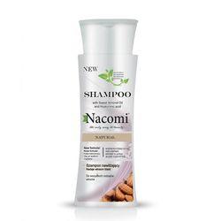 Nacomi Szampon z olejem migdałowym, 250ml