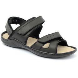 Sandały Lesta 1190 czarny