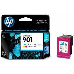 HP oryginalny ink CC656AE#231, No.901, color, 360s, 9ml, blistr, HP OfficeJet J4580