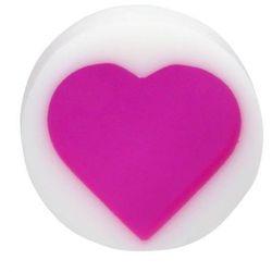 Mydło glicerynowe SM-41A serce różowe