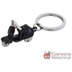 Breloczek Gift Company Skuter czarny