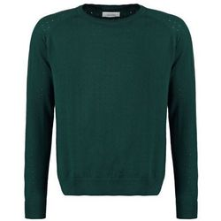 Uniforms for the Dedicated SPACE CADET Sweter dark green pointel