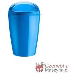 Kosz na śmieci Koziol Del 2 l, niebieski