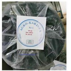 Agrowółknina ściółkujaca PP 50 g/m2 czarna 3,2 x 100 mb. Rolka złozona na 160 cm i wadze 17,3 kg.