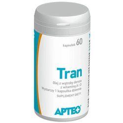 Tran APTEO kaps. 1 g 60 kaps.