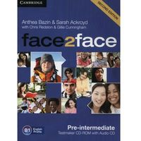 Face2face 2nd Edition Pre - Intermediate: : Testmaker Cd - Rom And Audio Cd (opr. kartonowa)
