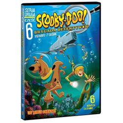 Scooby-Doo I Brygada Detelektywów Cz.6 (DVD)