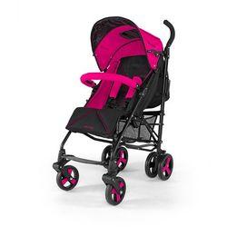 Milly Mally, Royal Pink, wózek spacerowy Darmowa dostawa do sklepów SMYK