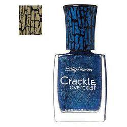 Sally Hansen Crackle Overcoat 11,8ml W Lakier do paznokci 11 Sage Smash