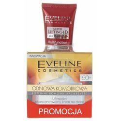 Eveline Odnowa Komórkowa 50+ Krem do twarzy na dzień 50 ml + Multifunkcyjny przeciwzmarszczkowy krem BB 50 ml