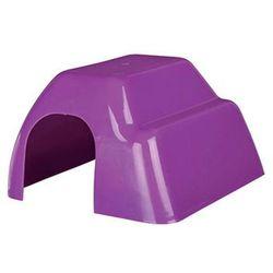TRIXIE Plastikowy domek dla świnki 26x13x15 cm 61342