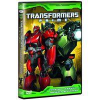 Transformers Prime. Sezon 1 Cz. 4