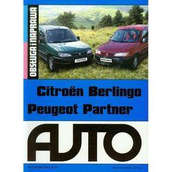 Citroen Berlingo Peugeot Partner. Obsługa i naprawa (opr. miękka)