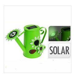 Lampka solarna konewka, zielona