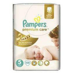 Pieluszki Pampers Premium Care Junior rozmiar 5, 44 szt.