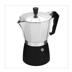 Kawiarka ciśnieniowa do espresso, czarna