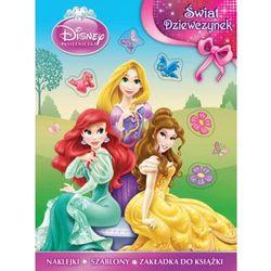 Disney Księżniczka Swiat dziewczynek
