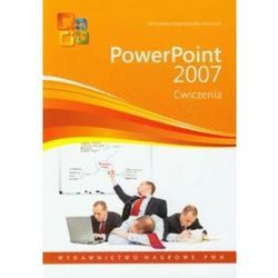 PowerPoint 2007 Ćwiczenia (opr. miękka)