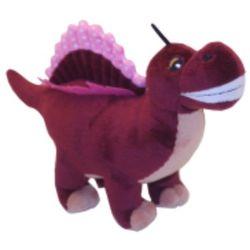 Pluszak dla psa w kształcie dinozaura Dino Bella