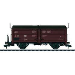 Wagon towarowy Marklin 58331, rozsuwany dach, z DB, skala