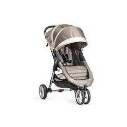 Wózek spacerowy City Mini Single Baby Jogger + GRATIS (sand/stone)