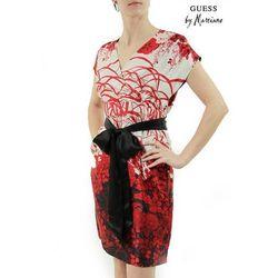 SUKIENKA GUESS BY MARCIANO DRESS 739 SHORT VERS