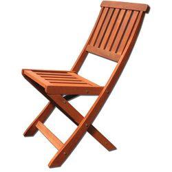 Krzesło drewniane składane - Villa Toscana (88189)