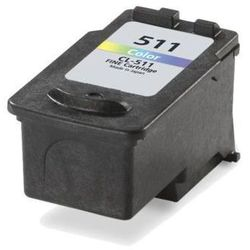 Tusz zamiennik CL511 do Canon PIXMA iP2700, PIXMA MP240, PIXMA MP250, PIXMA MP260, PIXMA MP270, PIXMA MP272, PIXMA MP280, PIXMA MP490, PIX