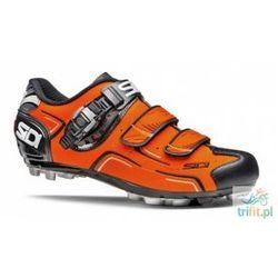 Buty MTB BUVEL pomarańczowo-czarne