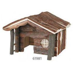 Domek dla gryzoni drewniany Knut