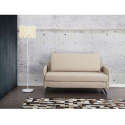 Sofa bezowa - kanapa - sofa do spania - rozkladana - BELFAST