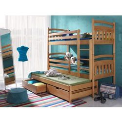Łóżko piętrowe ALEK