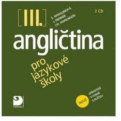 Angličtina pro jazykové školy III. 2CD Stella Nangonová