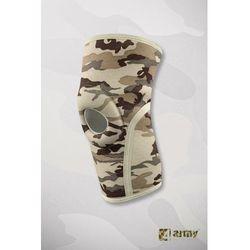 Militarna orteza kolana ze stabilizacją rzepki