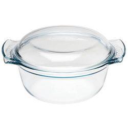 Okrągłe naczynie żaroodporne | 1,5 - 3,75L