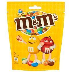 Orzeszki ziemne oblane czekoladą w kolorowych skorupkach M&M's Peanut 250 g