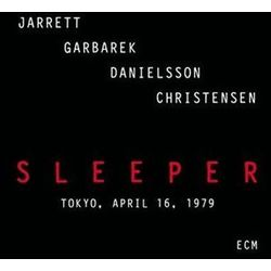 JARRETT/GARBAREK/CHRISTENSEN/DANIELSSON - SLEEPER - Album 2 płytowy (CD)