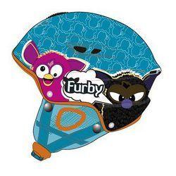 Kask narciarski Furby S niebieski