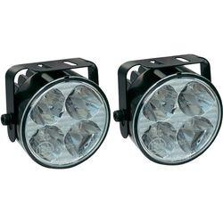 Zestaw lamp samochodowych do jazdy dziennej LED Devil Eyes 610759, 12/24 V