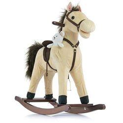 Milly Mally, Mustang, konik na biegunach, kremowy Darmowa dostawa do sklepów SMYK