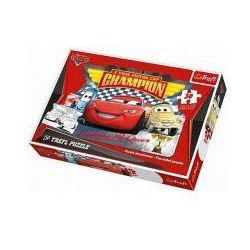 Trefl Puzzle Maxi 30 el. Disney Auta Przygody Autek 14164