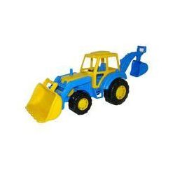 Majster traktor-koparka