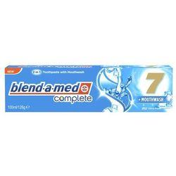 Pasta do zębów Blend-A-Med Complete 7 plus Mouthwash Extra Fresh 100 ml