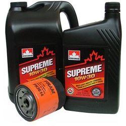 Filtr oleju oraz olej SUPREME 10W30 Chrysler Sebring 2,0 / 2,4 16V