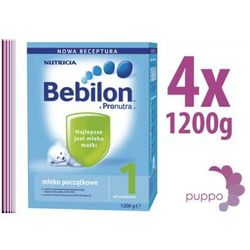 Bebilon 1 z pronutra Mleko 4 x 1200g