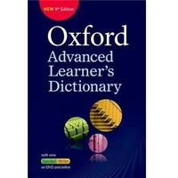 Oxford Advanced Learners Dictionary 9 ed/DVD gratis op.mk/ (opr. miękka)