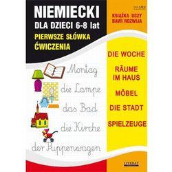 Niemiecki Dla Dzieci 6-8 Lat Pierwsze Słówka Ćwiczenia (opr. miękka)