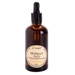 Dr. Feelgood BIO and RAW pielęgnacyjny olejek arganowy do twarzy, ciała i włosów + do każdego zamówienia upominek.