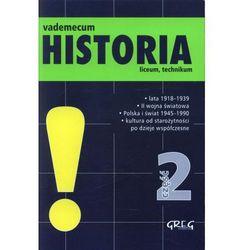 Historia Vademecum LO kl.1-3 cz.2 (opr. miękka)