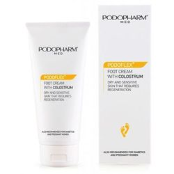 Podopharm PODOFLEX FOOT CREAM WITH COLOSTRUM Krem do stóp z kolostrum (75 ml)